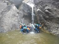 Cascada de Los Carrizales